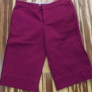 Marc Jacobs purple or fuschia walking shorts